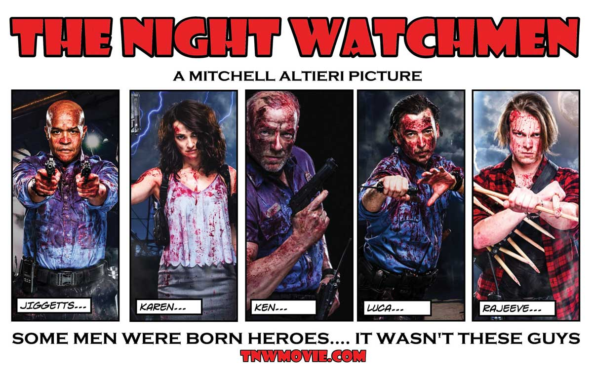 CINE - The Night Watchmen - UpStArt Annapolis