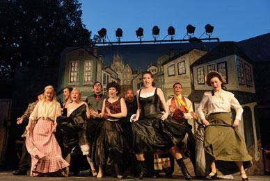 Emote Annapolis Summer Garden Theatre Upstart Annapolis